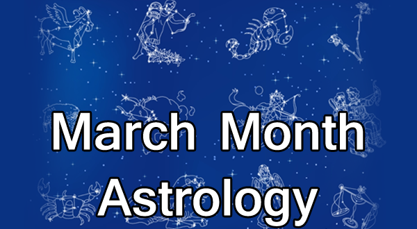 March astrology