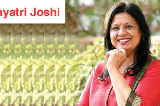 special talent with speech and vision Gayatri Joshi